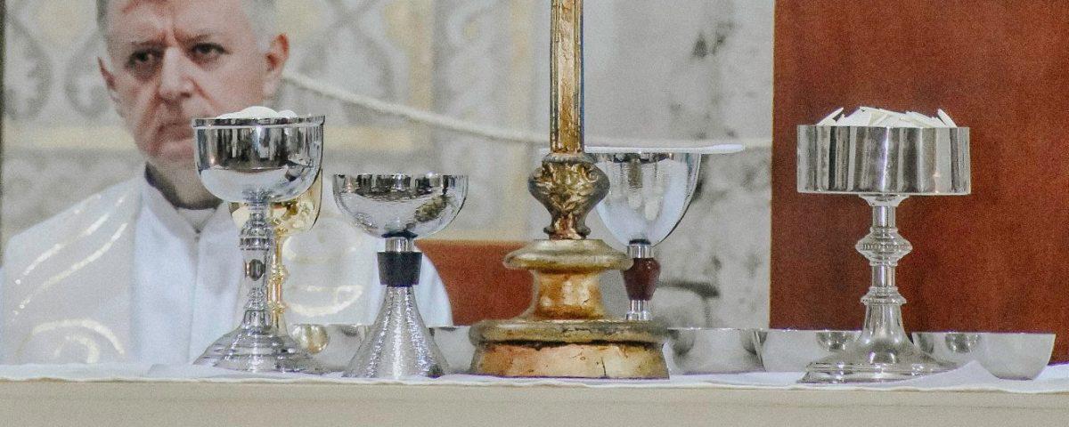 Relíquia de São José de Anchieta.
