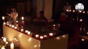 A Festa de São José de Anchieta começou em casa