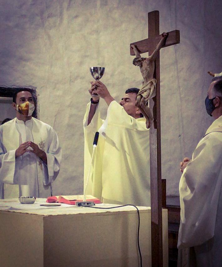Missa e Novena a São José de Anchieta