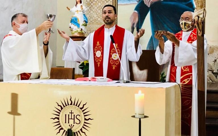 Novena e Missa São José de Anchieta