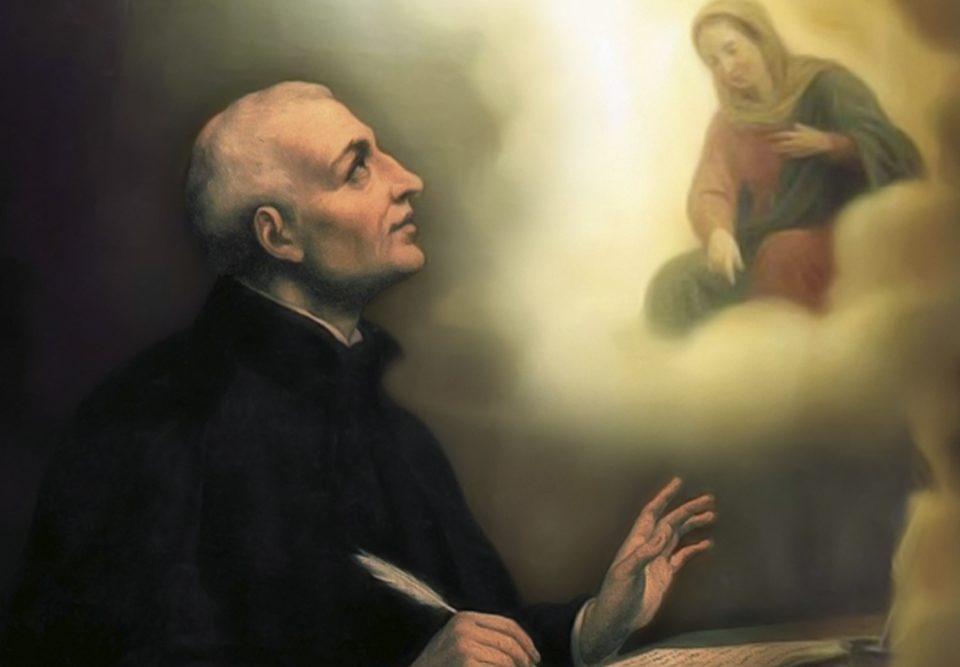 São José de Anchieta e Nossa Senhora