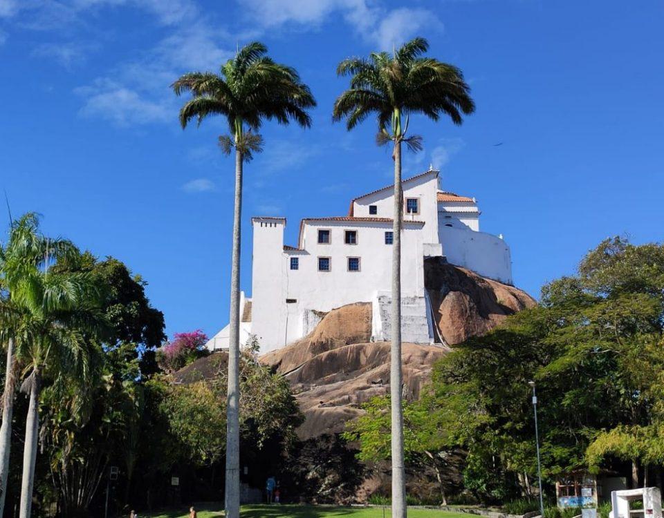 Convento da Penha frente