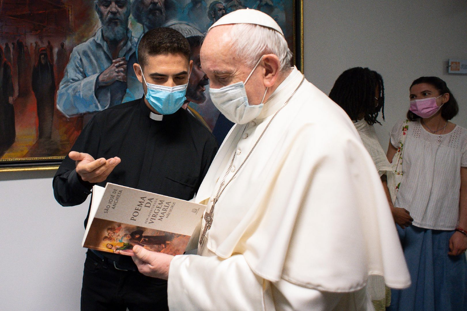 Poema da Virgem Papa Francisco